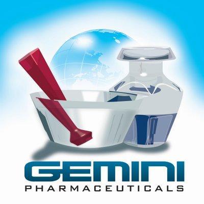 Gemini Pharmaceuticals Inc.