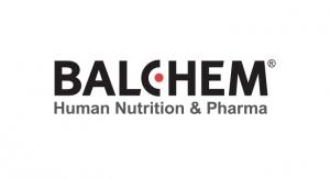 Balchem Human Nutrition and Pharma
