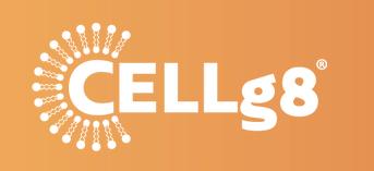 CELLg8 Logo