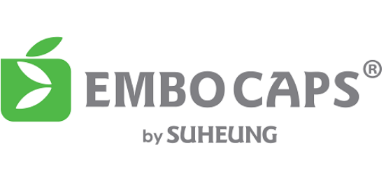 EMBOCAPS by Suheung-America Corp.