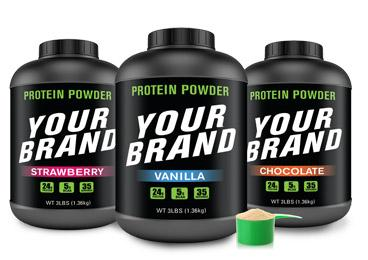 Sports Nutrition Powders