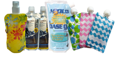 Liquid and Spouted Stand Up Pouches | Beverage Flexible Packaging