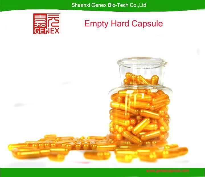 Gelatin Capsules Empty Hard Gelatin Capsules Size 00E 00 0 1 2 3 4 5 Manufacturers and Suppliers - Organic, Kosher, Halal, Price - Genex Bio-Tech
