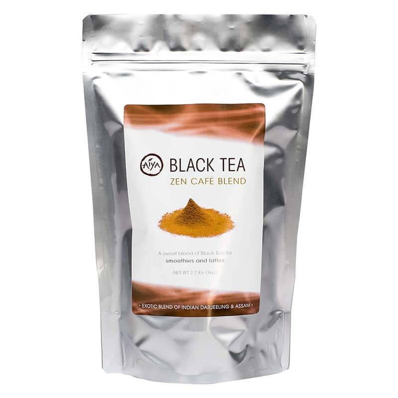 Black Tea Zen Café Blend (1kg Bag) | Aiya-America