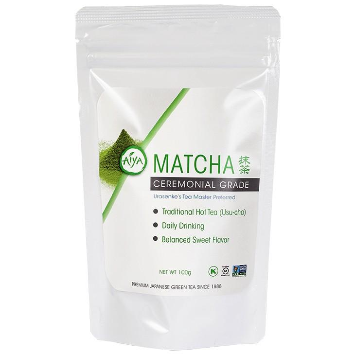 Ceremonial Matcha (100 gram Bag) | Aiya-America