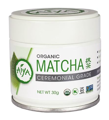 Organic Ceremonial Matcha (30 gram Tin) | Aiya-America