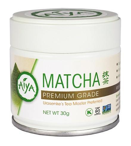 Premium Matcha (30 gram Tin) | Aiya-America