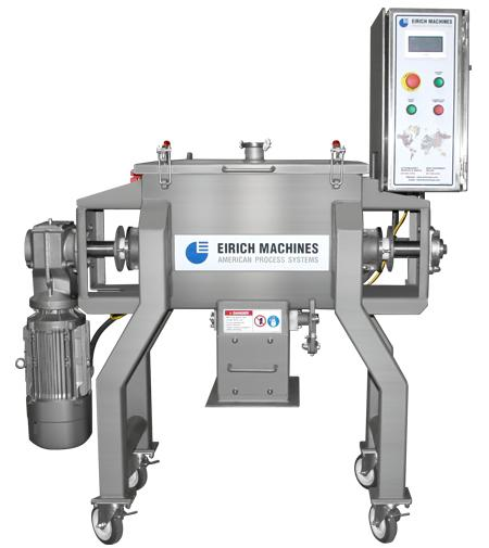 lab mixer for small batches or R&D