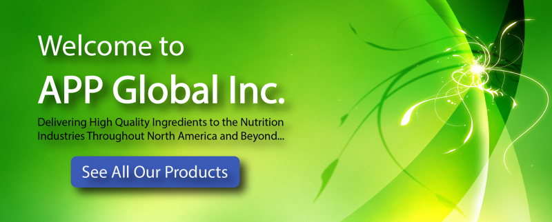 Certified Organic - Welcome to App Global!