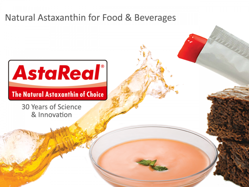 AstaReal Natural Astaxanthin for Food