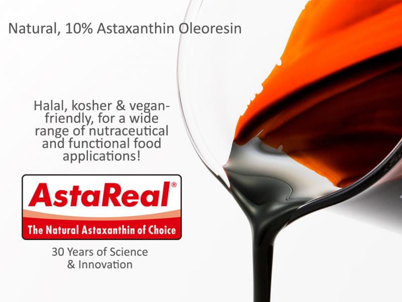 AstaReal 10% Astaxanthin Oil Extract