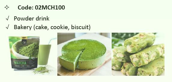 Organic Matcha-Organic Green Grass Powders-Auropure LifeScience Co., Ltd.