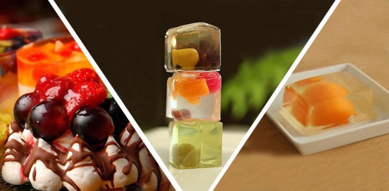 Food Additive Gelatin-Products