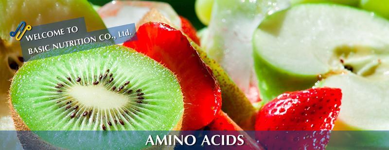 Amino acids-WelcometoBASICNUTRITIONCO.,Ltd.