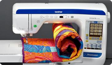 Top Features | V-Series Home Sewing and Embroidery Machines