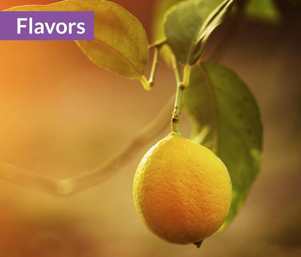 Natural Flavoring Extracts - CAIF - Concentrated Active Ingredients & Flavors - CAIF