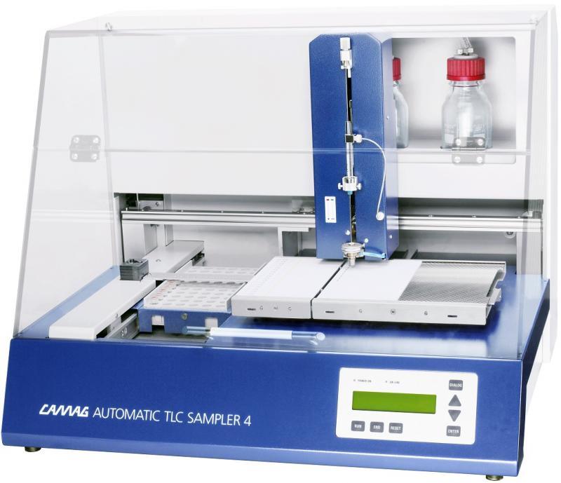 Automatic TLC Sampler 4 (ATS 4)