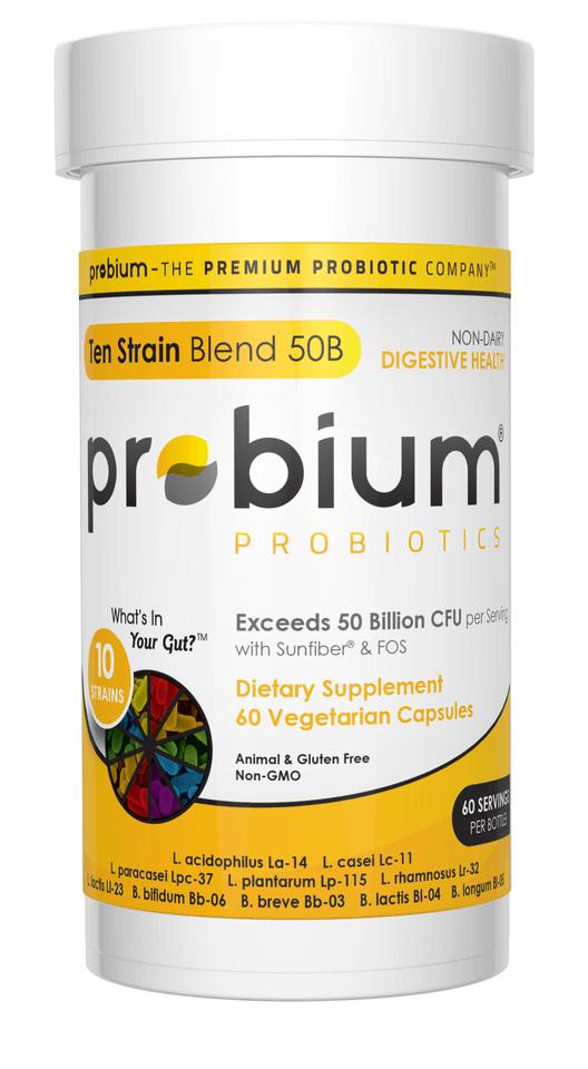Probium® - What's in your gut?® | Ten Strain Blend 50B