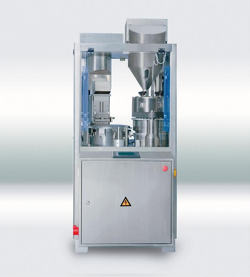 Capsule filler machine - single line - hljg