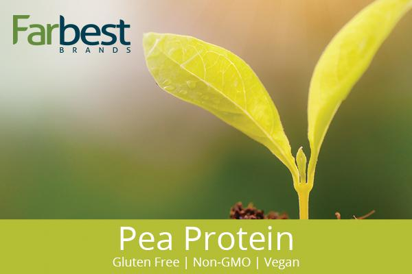 Pea Protein Isolates