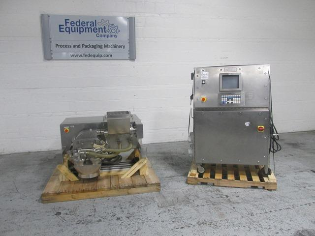 D6A Fitzpatrick Fitzmill, S/S, Containment