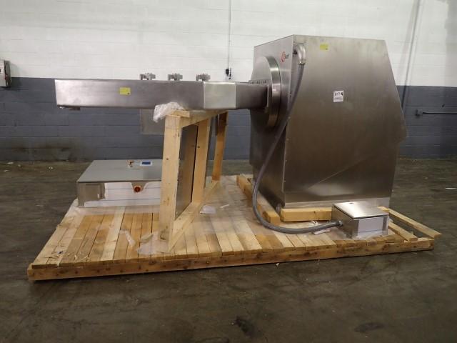Glatt Bin Blender, Model KCM1600, S/S