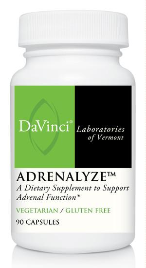 Adrenalyze - supplement to support adrenal function *