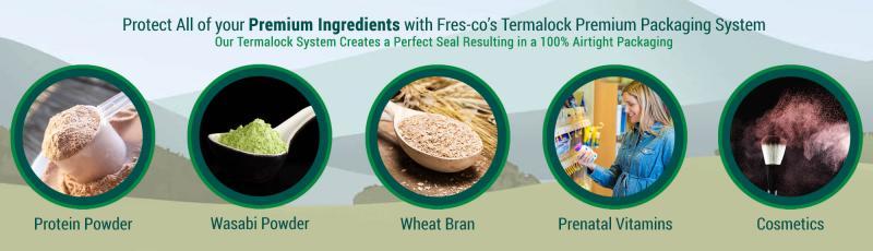 Premium Ingredients | Termalock™ Industrial Sealer