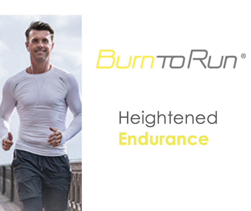 BurntoRun - Heightened Endurance - Sports Nutrition