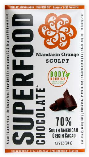 Mandarin Orange Sculpt