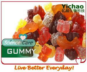 OEM Nutritious Gummy-GUANGDONG YICHAO BIOLOGICAL CO., LTD.