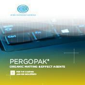 Pergopak® Organic Matting Agents