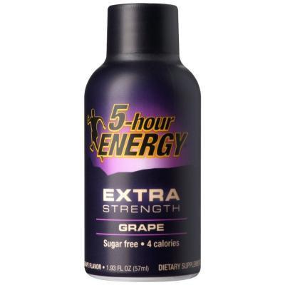 5-hour ENERGY Extra Strength CDN | Informed Choice