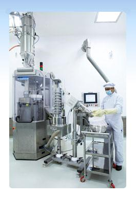 Manufacturing | Our Expertise | Inventia Healthcare Pvt. Ltd.