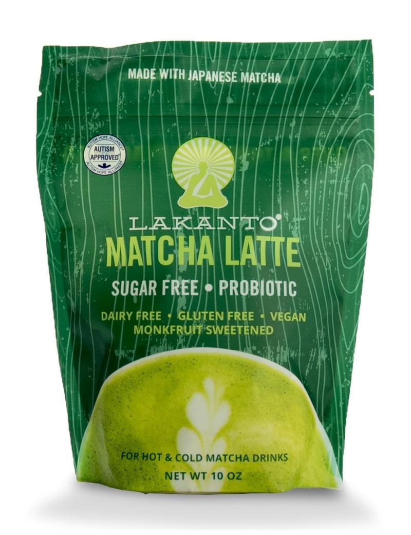 Matcha Latte Drink, 1 Net Carb – Lakanto