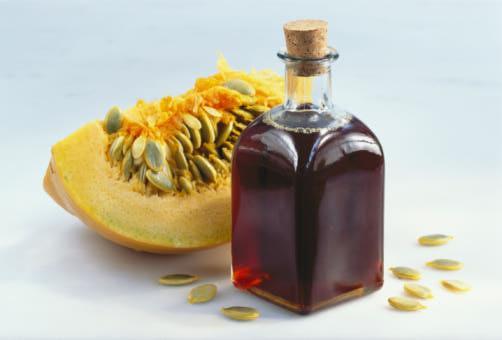 Organic Pumpkin Seed Oil