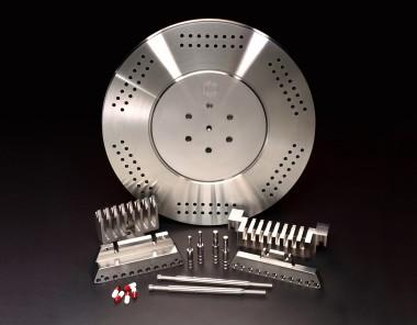 Encapsulation Parts - Natoli Engineering and Carlisle Precision