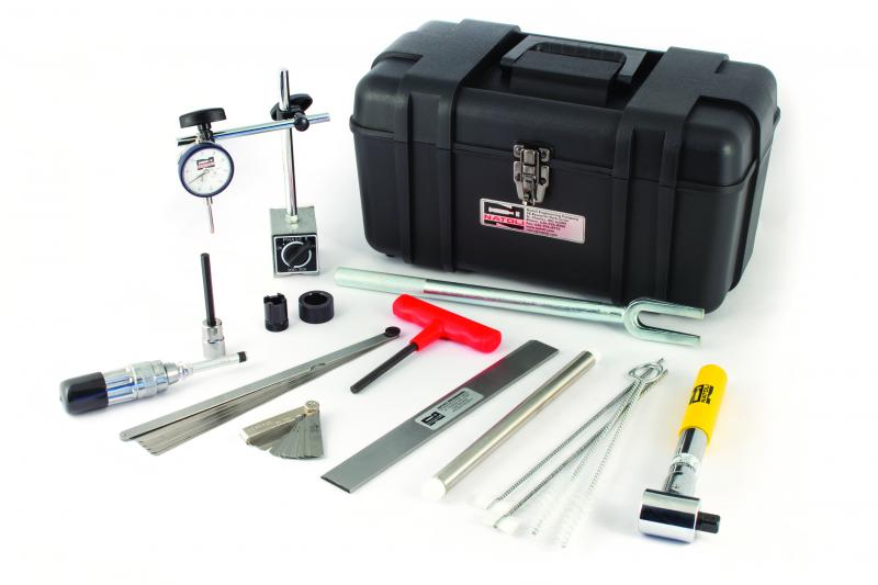 Press Set-up Toolboxes