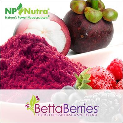BettaBerries™ Antioxidant Blend - Signature Ingredients