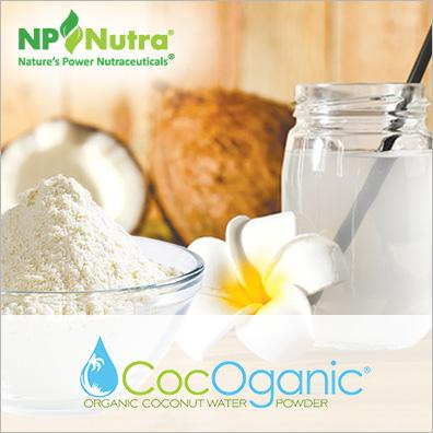 CocOganic® Coconut Water Freeze-dried Powder - Signature Ingredient