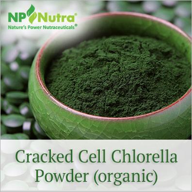 Cracked Cell Chlorella Powder (organic) - Nutra Organics
