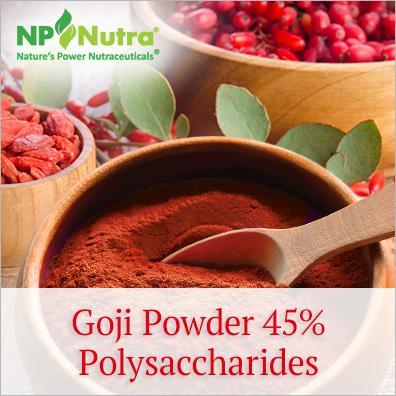 Goji Powder 45% Polysaccharides