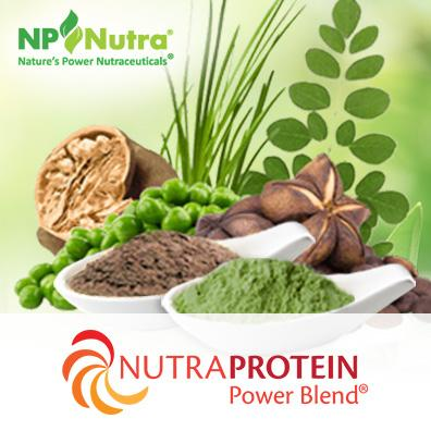 NutraProtein Power Blend®