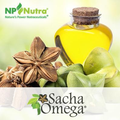 SachaOmega® Organic Sacha Inchi Oil - Signature Ingredient