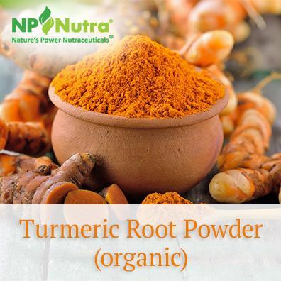 Turmeric Root Powder (organic)