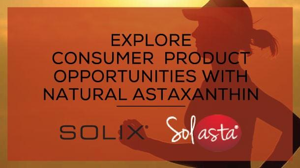 Explore Product Opportunities with Astaxanthin