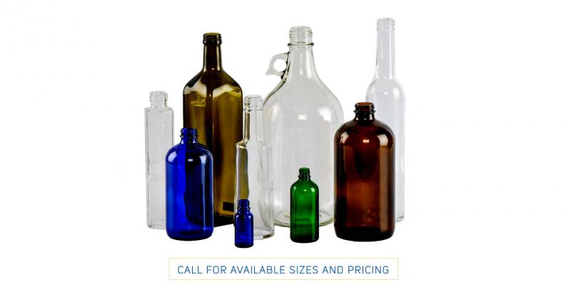 PGS | Miscellaneous Glass Bottles