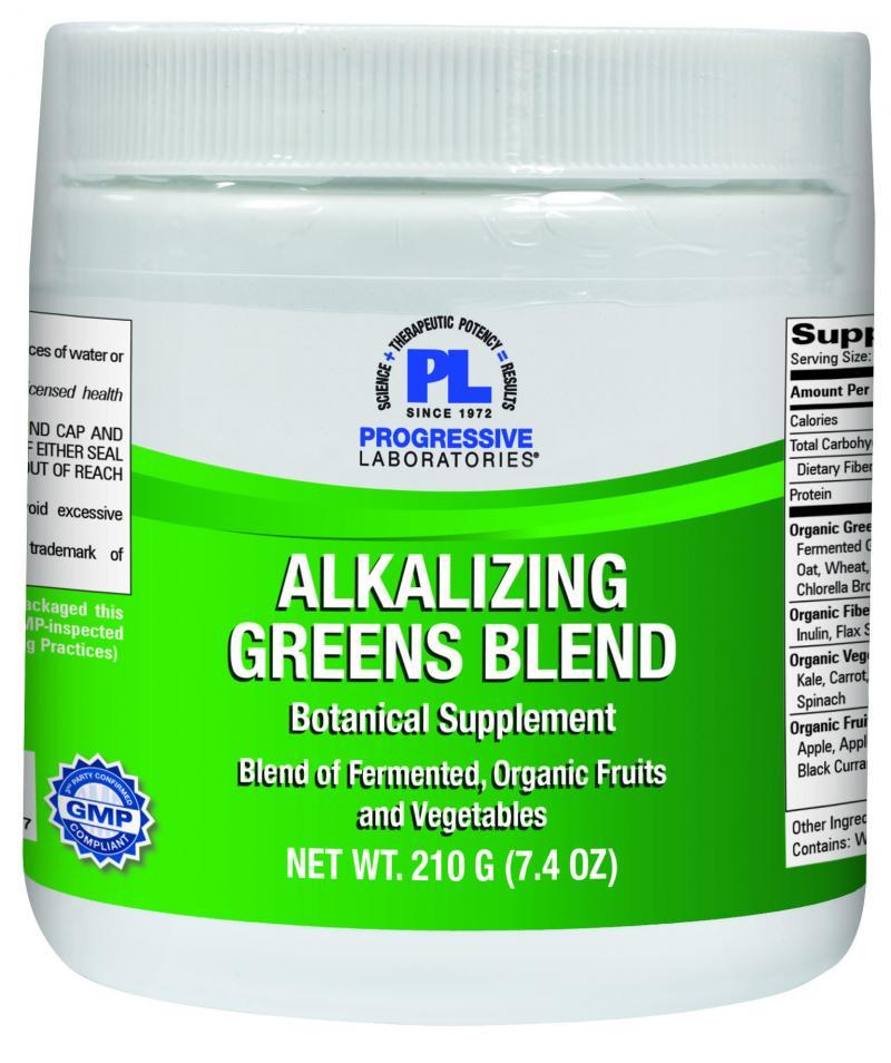 Progressive Laboratories :: Antioxidants :: Alkalizing Greens Blend