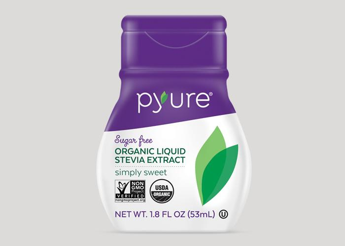 Organic Liquid Stevia Extract – Simply Sweet | Pyure Brands