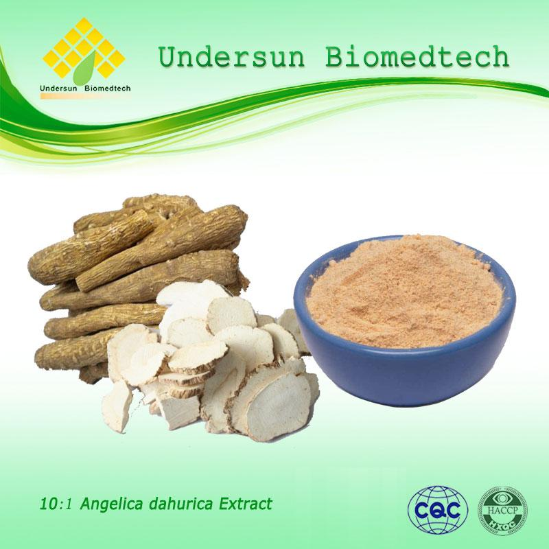 China Angelica dahurica Extract manufacturer
